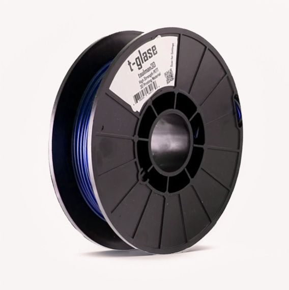 Orion Blue t-glase PETT 1.75mm 3D Printer Filament