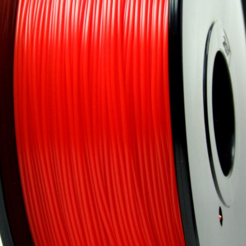 Solid PLA Red 1.75mm