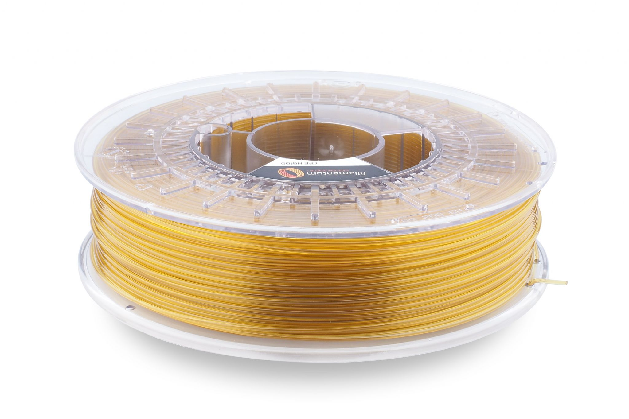 Practical Go 3d Pla Transparent Yellow 3d Printer Filament