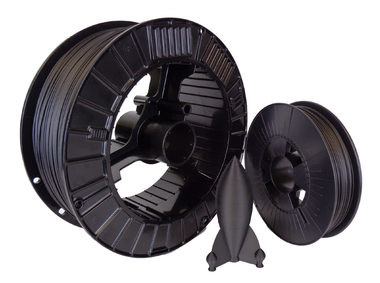CarbonX Carbon Fibre PETG 1.75mm 2KG 3D Printer Filament