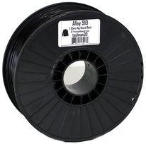 Alloy 910 Black 1.75mm 1lbs 3D Printer Filament
