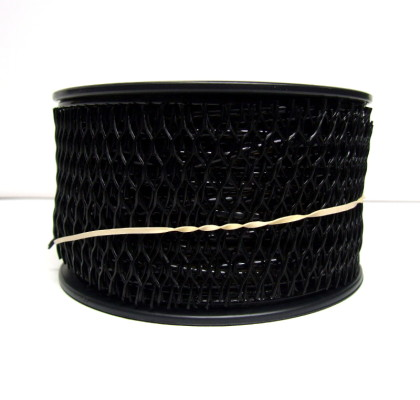 Black t-glase PETT 3mm 1Lbs 3D Printer Filament