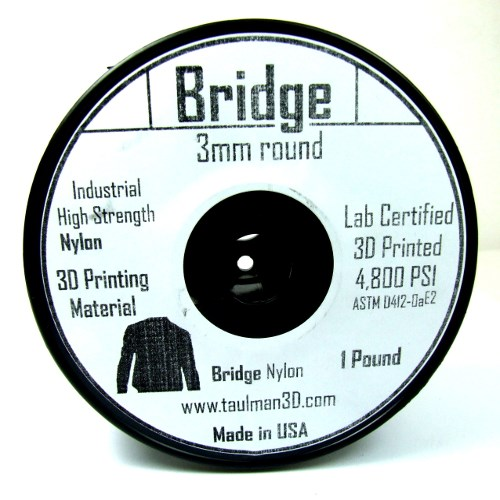 Bridge 2.85mm 3D Printer Filament 1Lbs