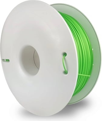 Fibersilk Green PLA 1.75mm Filament 850gms