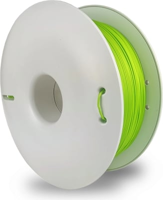 Fibersilk Light Green PLA 1.75mm Filament 850gms