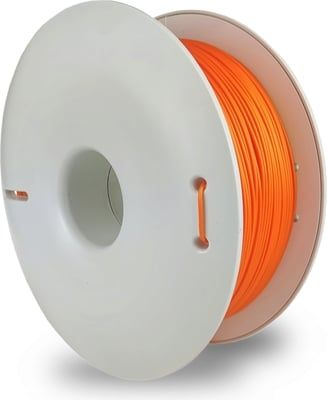 Fibersilk Orange PLA 1.75mm Filament 850gms
