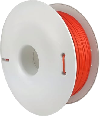 Fibersilk Red PLA 1.75mm Filament 850gms