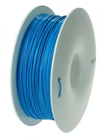 HD PLA 2.85mm Blue 3D printing filament by Fiberlogy 850gms