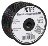 PCTPE Black 2.85mm by taulman 1Lbs 3D printer Filament