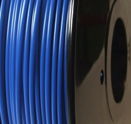 Reprapper Tech ABS Blue 3mm 3D Printing Filament