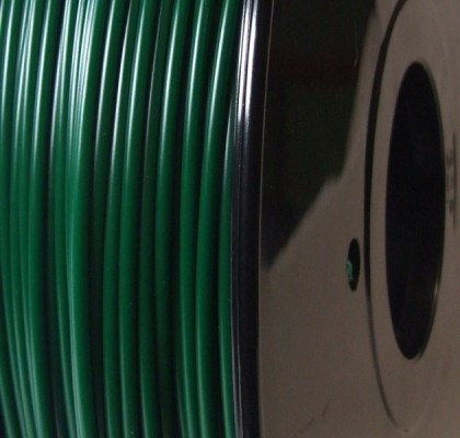 Reprapper Tech ABS Christmas Green 3mm 3D Printing Filament