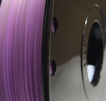 Reprapper Tech PLA 1.75mm White to Purple Ultra Violet Reactive filament