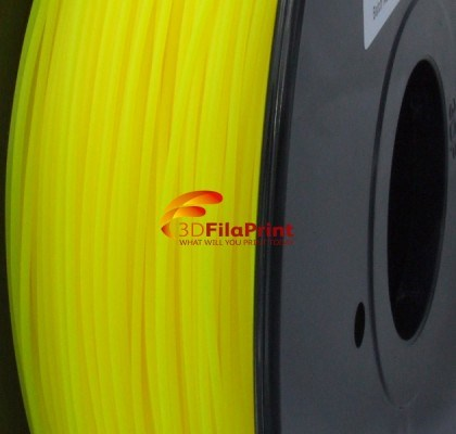 Reprapper Tech PLA Yellow 1.75mm