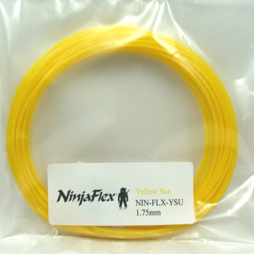 Yellow Sun 1.75mm 10 Metre Wrap